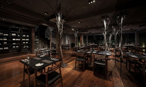 Cuisine de Garden: Khu vườn đom đóm
