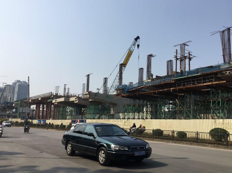 HĐND TP Hà Nội sẽ giám sát 55 dự án, công trình thuộc danh mục công trình trọng điểm của Thành phố. (ảnh minh họa, NC)
