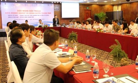 TP. Hồ Chí Minh: Đối thoại với doanh nghiệp xây dựng và bất động sản
