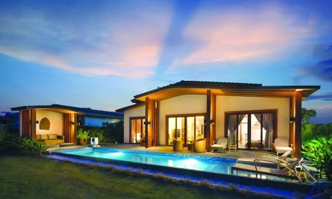 Eurowindow nâng tầm giá trị kiến trúc các khu nghỉ dưỡng hạng sang