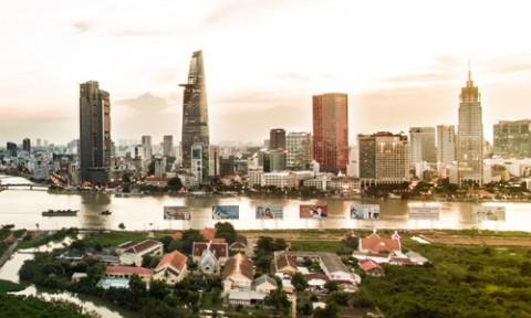 Nhu cầu thuê văn phòng TPHCM cao nhất Đông Nam Á