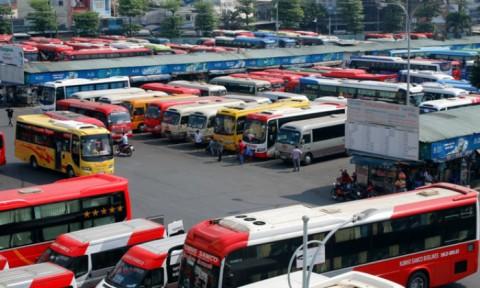 Xây dựng bến xe tạm Yên Sở có trái với quy hoạch?
