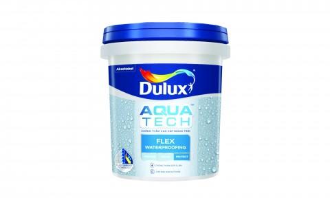 """Dulux Aquatech Flex – Sơn chống thấm """"hiểu"""" khí hậu địa phương"""