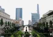 TPHCM sẽ nâng cấp nhiều hạng mục, cải tạo phố đi bộ Nguyễn Huệ