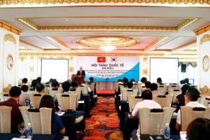 Hội thảo quốc tế Công nghệ mới về VLXD và giải pháp cho nhà ở thích ứng với khí hậu Việt Nam