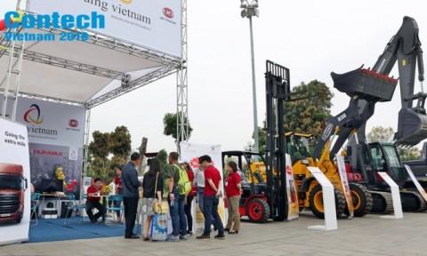 Contech Vietnam 2018 – Sân chơi của các doanh nghiệp Xây dựng