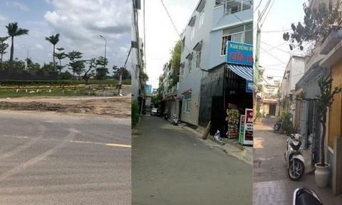 """""""Sóng ngầm"""" trên thị trường bất động sản TP Hồ Chí Minh"""