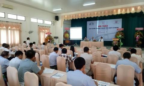 Hội thảo Bảo vệ môi trường trong sản xuất xi măng