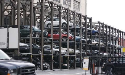 Hà Nội kêu gọi đầu tư bãi đỗ xe thông minh tại Khu đô thị Đền Lừ II