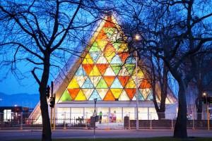 Những thiết kế kiến trúc mang tính đột phá của Shigeru Ban