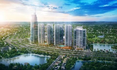 Eco Green Saigon tung nhiều ưu đãi khi ra mắt tòa HR1