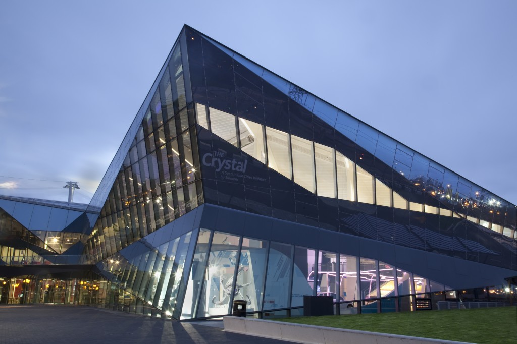 Siemens Urban Sustainability Centre, London, **coated by AkzoNobel