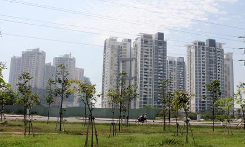 Bất động sản khu Đông TP HCM. Ảnh: Vũ Lê