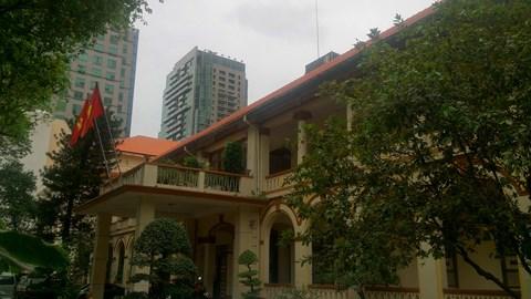 Nhiều biệt thự cũ tại TP.HCM đang được sử dụng làm trụ sở các cơ quan công quyền