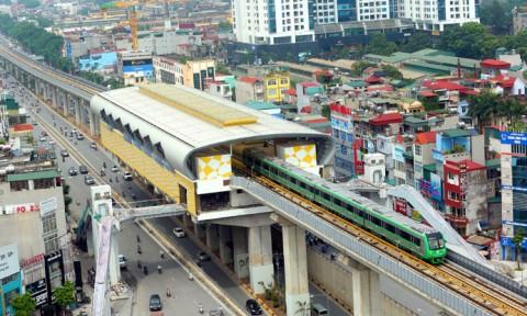 Bắt đầu kiểm toán Dự án đường sắt đô thị Cát Linh – Hà Đông