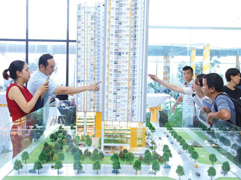 Căn hộ thông minh được khách hàng đặt lên hàng đầu khi chọn mua nhà.