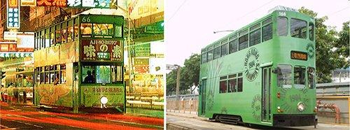 Tàu truyền thống và toa tầu thế hệ mới cửa đóng kín có máy lạnh (nguồn Veolia RATP)