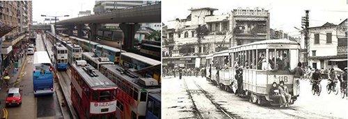 Tàu điện Hong Kong hôm nay và tàu điện Hà Nội thập kỷ 1980-1990