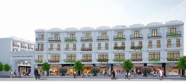 """Bach Dang Luxury Residence sở hữu vị trí """"vàng"""" nằm trên mặt đường vòng Cầu Niệm."""