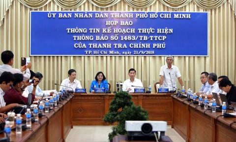 UBND TPHCM xin lỗi nhân dân vì sai phạm ở Thủ Thiêm