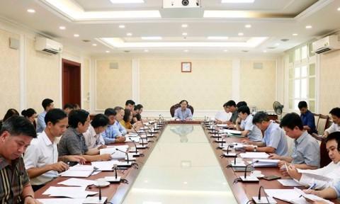 Bộ Xây dựng tổ chức Tọa đàm về công tác cải cách hành chính năm 2018