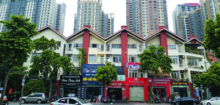 Sử dụng màu sắc tạo cá tính riêng cho nhà phố trong đô thị hiện đại Singapore