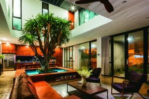 Giải pháp linh hoạt tổ chức không gian nội thất nhà phố