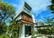 Kiến trúc xanh và giải pháp vi khí hậu cho thiết kế nhà phố hiện đại