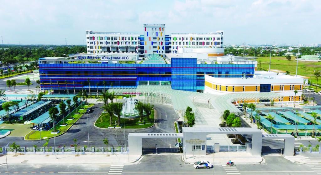 Bệnh viện Nhi đồng TPHCM