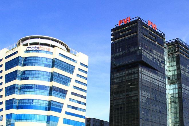 Văn phòng cho thuê ở Hà Nội đang dần chuyển dịch ra khu vực ngoài trung tâm. Ảnh: Thành Nguyễn.
