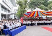 Lễ khai giảng khóa 63 năm học 2018-2019