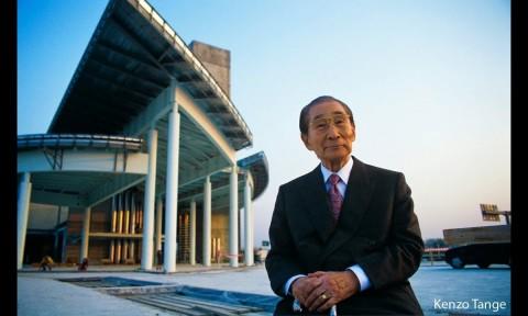 Nguyên lý phản truyền thống của Kenzo Tange trong kiến trúc Nhật Bản