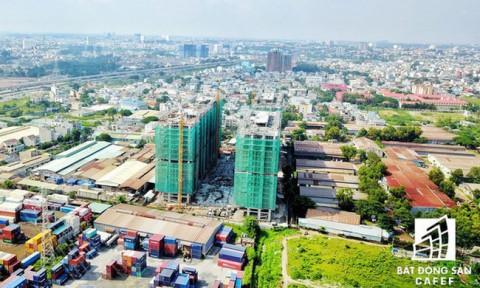 Thiếu căn hộ vừa túi tiền trên thị trường địa ốc TPHCM?