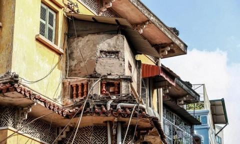 Hà Nội triển khai phân loại biệt thự cũ trong tháng 9/2018