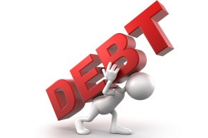Khi quốc gia vay nợ