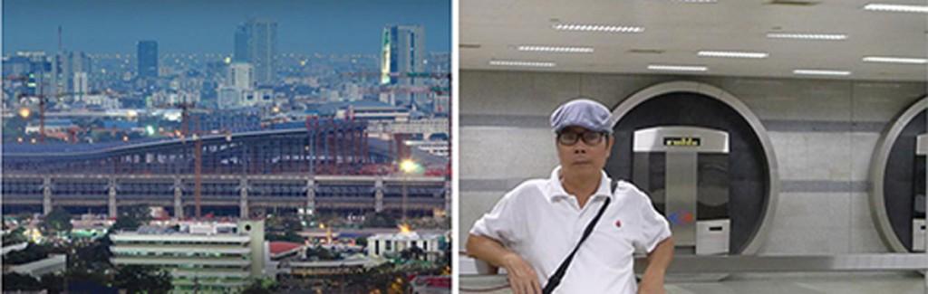 Ga trung tâm Bang Sue đang gấp rút hoàn thành, nơi kết nối ĐSĐT Bangkok tới các sân bay quốc tế và các tỉnh Đông Bắc Thái Lan.