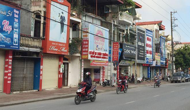 Khu vực vị trí gần đồi A1 TP. Điện Biên Phủ (tỉnh Điện Biên) có giá cao ngất ngưởng lên đến 7 tỷ đồng/lô khoảng 100 m2