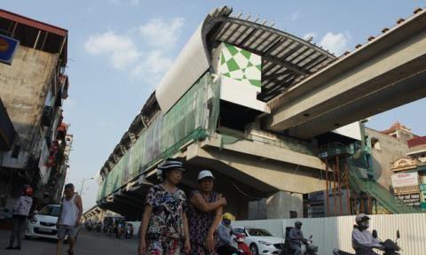 Tổng kiểm toán đường sắt Cát Linh-Hà Đông: Kỳ vọng