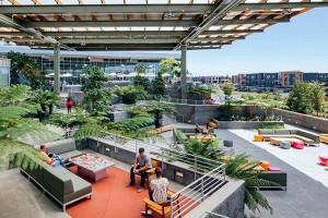 Văn phòng mới của Facebook được khen hết lời vì quá rộng và đẹp