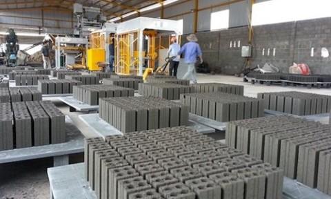Vật liệu xây dựng bền vững hưởng thuế nhập khẩu ưu đãi 0%