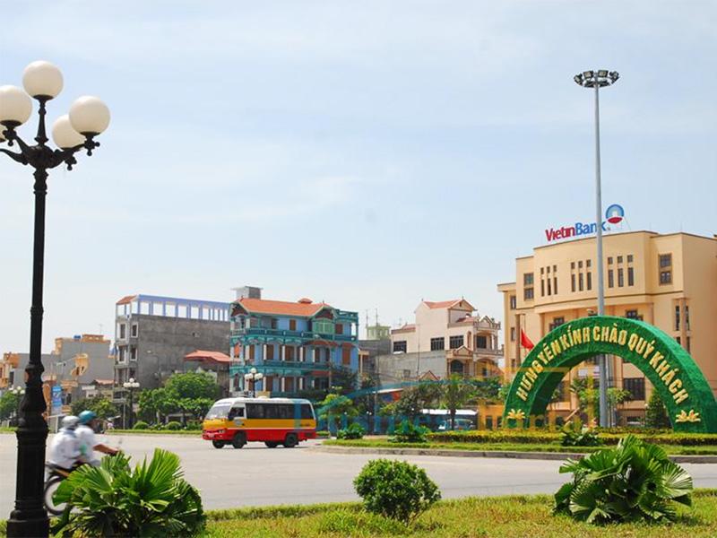 Bất động sản Hưng Yên đang dậy sóng với những tiềm năng sinh lời cao.