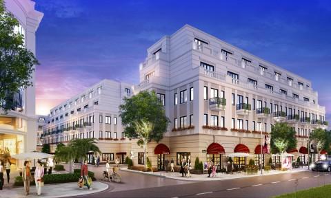 Shophouse – Xu hướng kiến trúc nhà phố mới hiện nay
