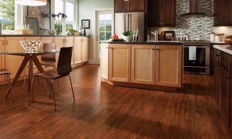 Bí quyết giúp sàn gỗ trong ngôi nhà của bạn luôn sáng bóng, bền lâu