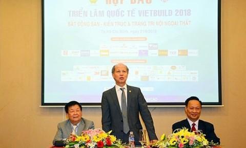 Triển lãm Vietbuild TPHCM 2018 lần 2 diễn ra từ ngày 26 – 30/9/2018