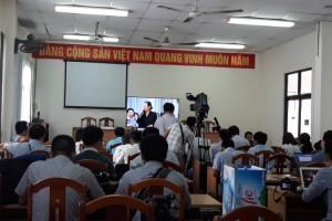 Chủ tịch UBND TPHCM đối thoại với người dân Thủ Thiêm