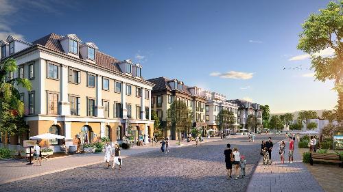 Nhiều dự án bất động sản Hạ Long thu hút sự quan tâm của người mua nhờ hạ tầng hoàn thiện.