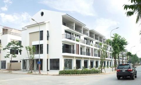 Tập đoàn CEO khánh thành khu shophouse hiện đại tại Quốc Oai