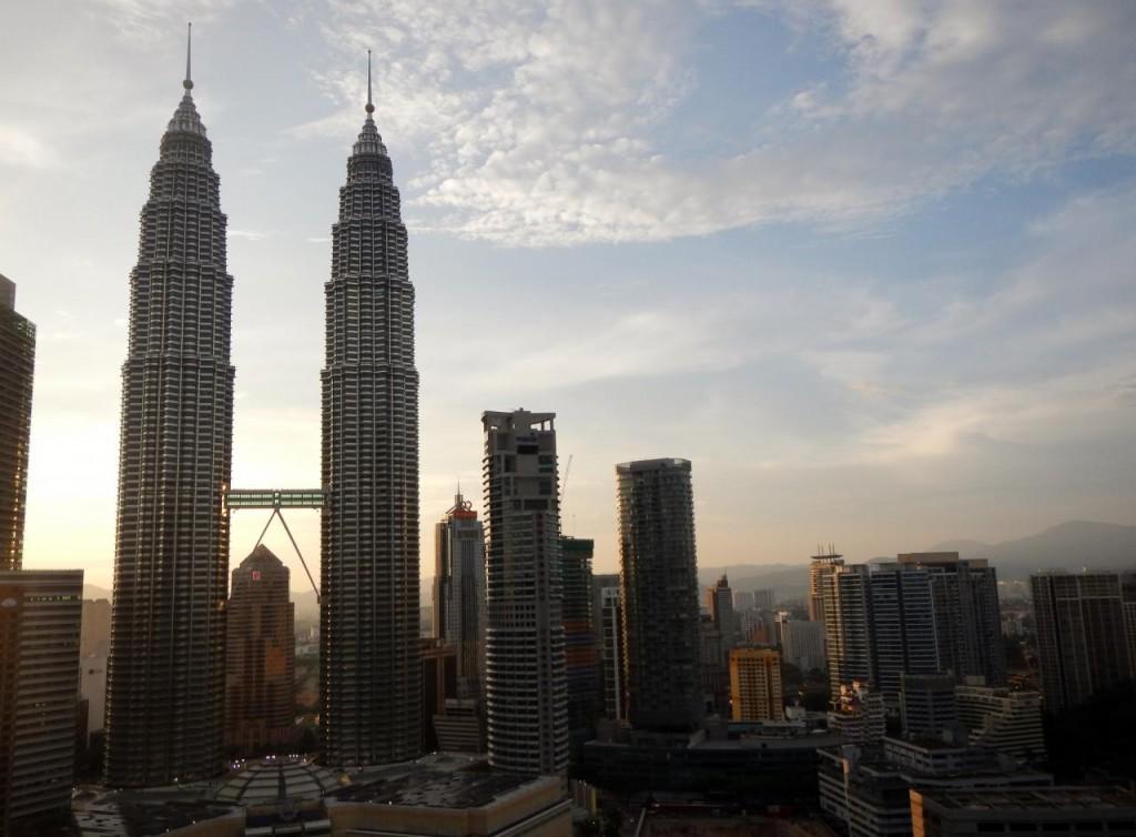 Tháp Petronas