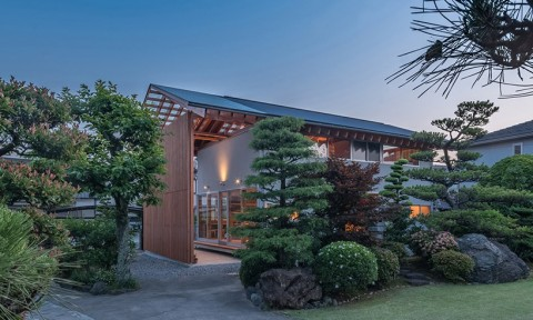 Nhà ở Otai / Mizuishi Architect Atelier