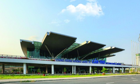 Eurowindow – Dấu ấn kiến trúc cho sân bay quốc tế